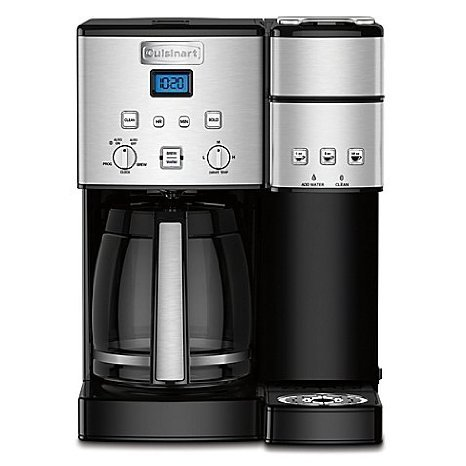 clean a cuisinart coffee pot