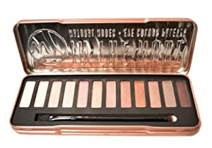 W7 Natural Nudes Eye Colour Palette (W7 - 'In The Nude')