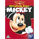 Everybody Loves Mickey [DVD]by Mickey Mouse