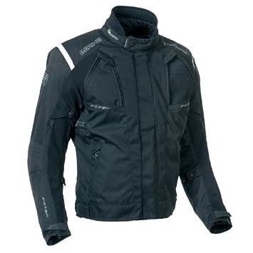 Bering - Blouson moto Bering MONO 3 en 1 - Taille: 4XL - Couleur: Noir