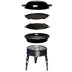 Cadac Safari Chef Deluxe Low Pressure Gas Barbecue