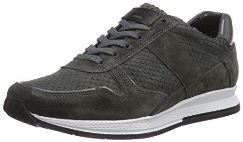 Kennel und Schmenger Schuhmanufaktur Light, Low-Top Sneaker donna, Grigio (Grau (grey So. weiss)), 42.5