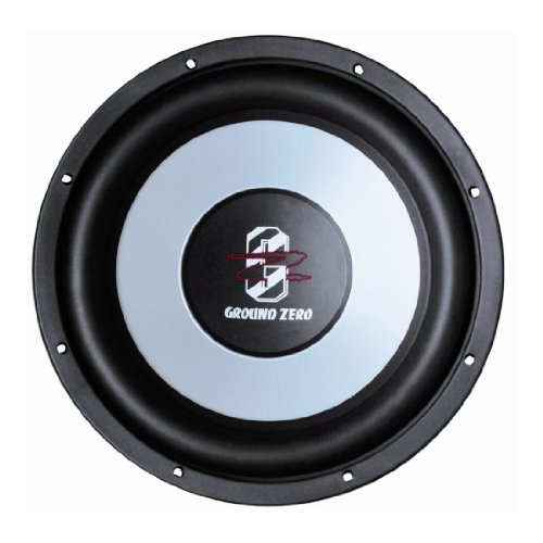 Ground Zero GZIW 300X 30 cm Subwoofer, 350 WRMS