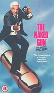 The Naked Gun [VHS] [1989]