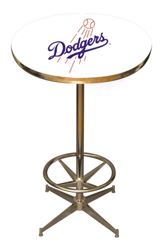 MLB Los Angeles Dodgers Pub Table at Amazon.com
