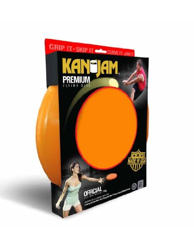 Kan Jam Flying Disc, Orange