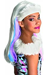 Monster High Abbey Bominable Child's Wig