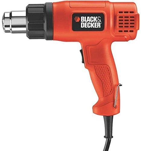 New Black Decker Hg1300 Dual Temperature 1200 Watt 2 Settings Electric Heat Gun (Heat Gun Black & Decker compare prices)