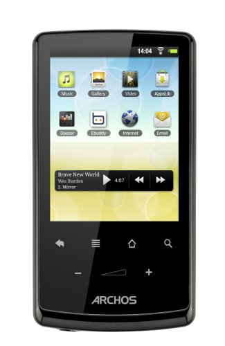 Best Archos 28 4 GB Internet Tablet (Black)