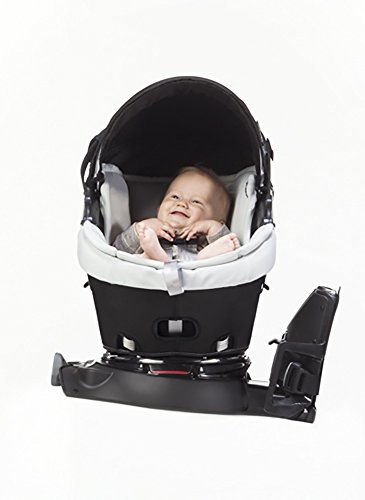 orbit baby g3 infant car seat plus base black baby products store. Black Bedroom Furniture Sets. Home Design Ideas