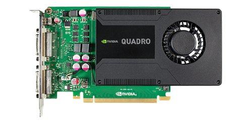 Fujitsu - Scheda video Nvidia quadro k2000d