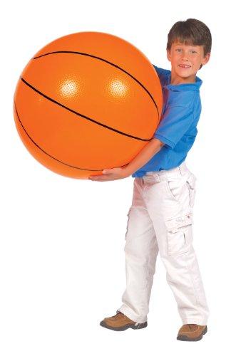 Small Toy Basketball : Small world toys active edge giant inflatable basketball