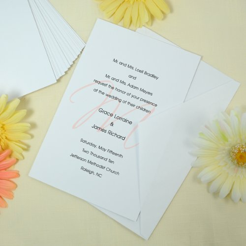 Wedding Invitations Do It Yourself