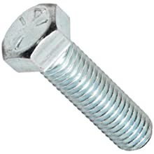 Grade 5 Zinc Plated Steel Hex Bolt
