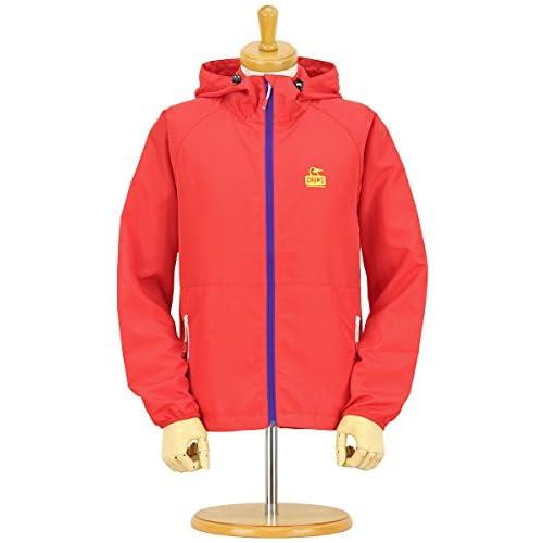 (チャムス) CHUMS Breeze Jacket (ブリーズジャケット) マウンテンパーカー CH04-1001 Red L size