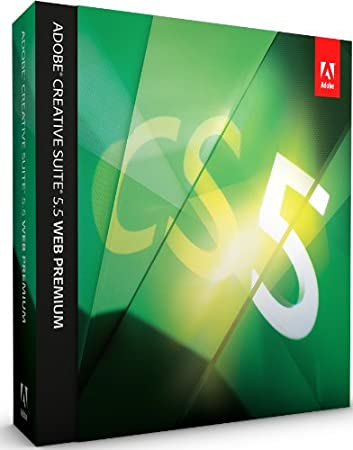 Adobe CS 5.5 Web Premium, Upgrade version from any CS 2/3 suite  Studio 8, Production Studio (Mac)
