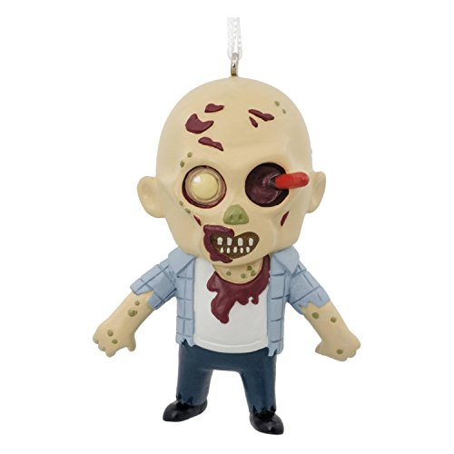 The Walking Dead Zombie Walker Ornament by Hallmark