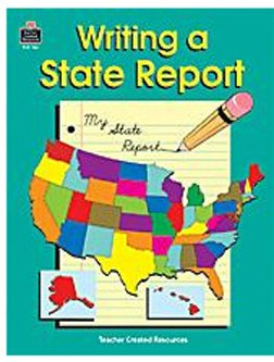 TEACHER CREATED RESOURCES WRITING A STATE REPORT