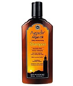 Agadir Argan Oil Daily Moisturizing Shampoo, 12.4 Ounce