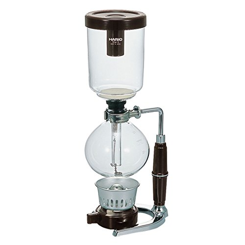 Hario Technica 5-Cup Coffee Syphon (Glass Siphon Coffee Maker compare prices)