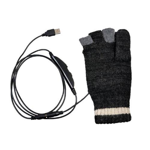 サンコ- USBあったか手袋3 USGLOM40