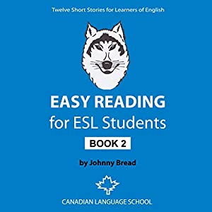 Easy Reading for ESL Students – Book 2 Audiobook