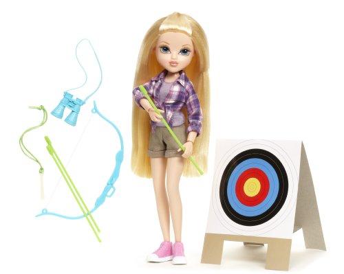 Moxie Girlz Camping Adventurez Doll - Avery - 1