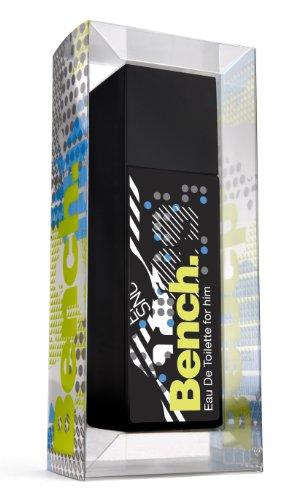 Bench For Men Limited Edition Eau De Toilette Spray 100ml