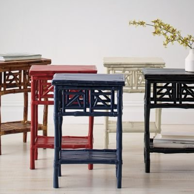 Кухонный аксессуар Small Rattan Table - The Company Store