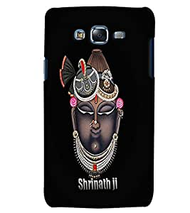 Samsung Galaxy J7 MULTICOLOR PRINTED BACK COVER FROM GADGET LOOKS