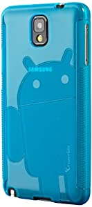 Cruzerlite Androidified A2 Case for Samsung Galaxy Note 3 - Retail Packaging - Teal