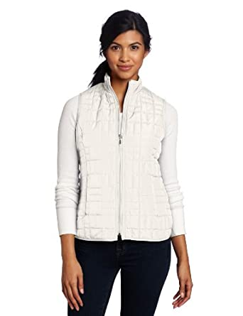 Aventura Women's Simone Vest, Whisper White, X-Small