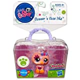 Littlest Pet Shop Shimmer N Shine Figure #2345 Owl