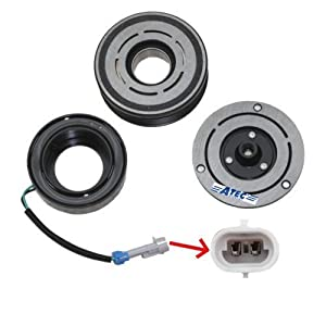 magnetkupplung riemenscheibe klimakompressor auto. Black Bedroom Furniture Sets. Home Design Ideas