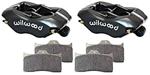 "Wilwood Forged Dynalite Disc Brake Calipers & Bp-10 Brake Pads For 0.50"" Thick Rotors by Wilwood"