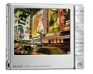 Archos - 405  - lecteur multimedia - 2 Go - Silver