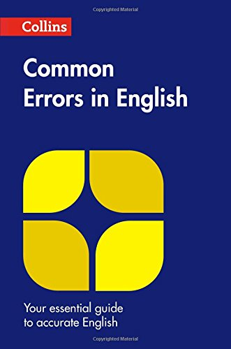 common errors in english pdf free download