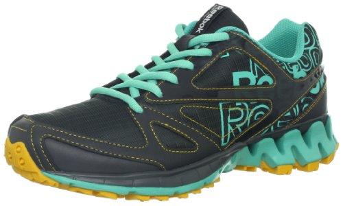 29f64de8aa9d Make sure you usually do not wait to purchase Reebok Women s Zig Kick 1.0  Trail Running ShoeGravelEmerald SeaFierce GoldBlackTeal Gem8 M US right now.