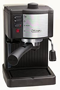 DeLonghi EC140B Espresso and Cappuccino Maker