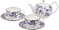 Noritake Sorrentino Tea Blue Set of 2
