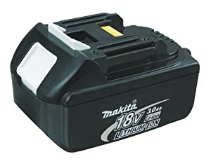 Makita 193533-3 Battery BL1830 3.0 Ah Lithium Ion