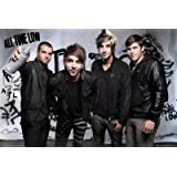 GB eye 61 x 91.5 cm All Time Low Spray Maxi Poster
