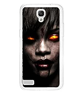 Scary Famous Hollywood Personality 2D Hard Polycarbonate Designer Back Case Cover for Xiaomi Redmi Note :: Xiaomi Redmi Note 4G