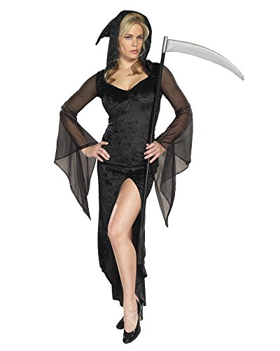 Grim Reaper Womens Sexy Theatre Costumes Adult Medium Large X-Large