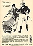 Moonlizard Johnnie Walker Whiskey
