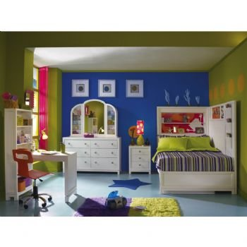 Cheap Nickelodeon Kids Tween Twin Panel Bedroom Set (1 BX-960-935, 1 BX-960-931, 1 BX-960-099, 1 BX-960-261, 1 BX-960-032, 1 BX-960-412) (B004UY0TJ4)