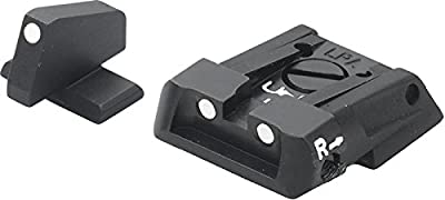 H&K Adjustable Sight Set White Dot P30 by LPA
