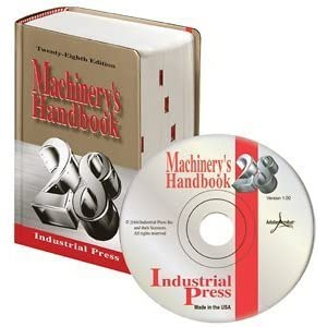 Machinery's Handbook Toolbox & CD Combo