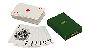 Playing Card - Plasticote Linen Feel