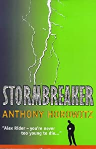 "Cover of ""Stormbreaker"""